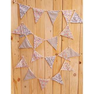Party Banner / Party Bunting  Fabric