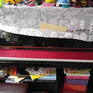 誠讓 HOFFMABB KUHNE直立式鋼琴