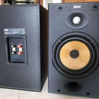 Pre-loved B&W 601 S2 Speakers For Sale