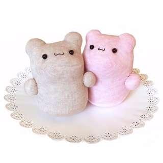 DIY Bunny Soft Toy