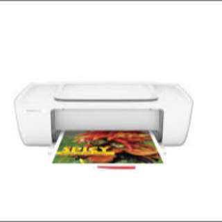 HP Deskjet 1112 Printer+Ink+Warranty