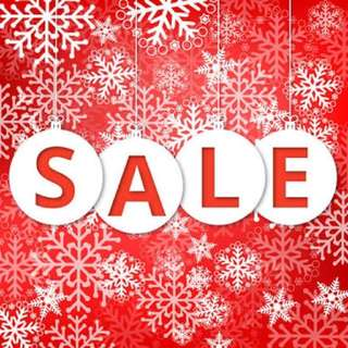 Sale Is Now On!
