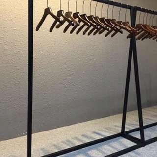 Designer Clothes Rack