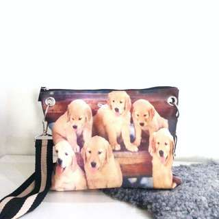 Puppy Sling Bag