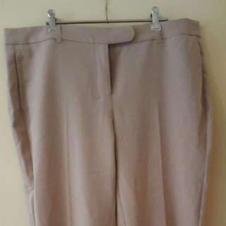 Tan Work Pants