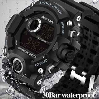 Digital Sport Watch