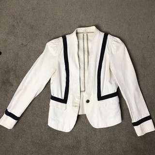 LOFT blazer by Ann Taylor