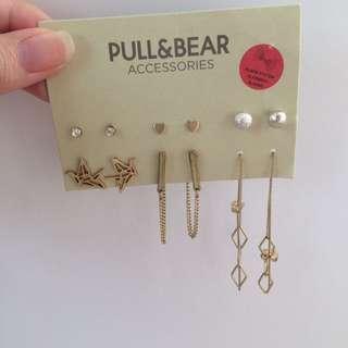 Earrings P&B