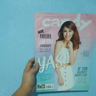 Magazine And Book From Scholastics