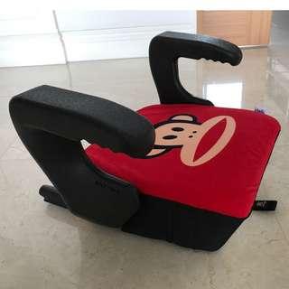 Clek Olli Booster Seat, Paul Frank design