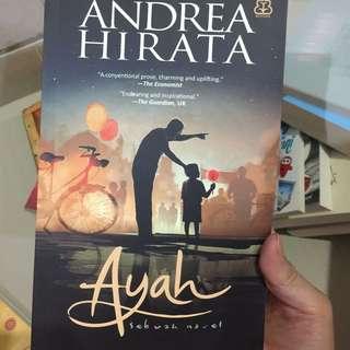 Ayah By Andrea Hirata