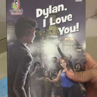 Dylan,I Love You By Stephanie Zen