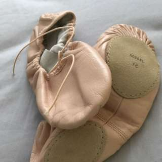 Bloch Split Sole Ballet Shoes