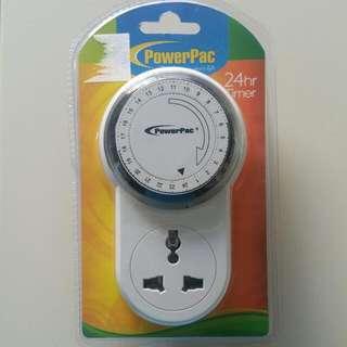 PowerPac 24hr Timer