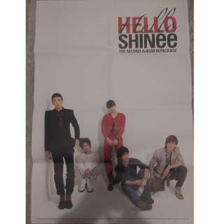 SHINee Hello Poster