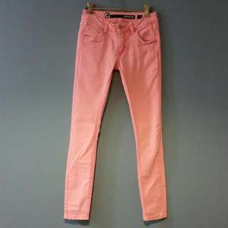 Hot Pink Jeans Size6
