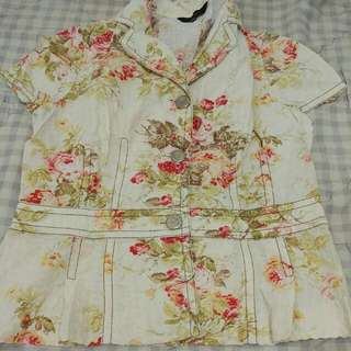 Shabby Chic Blouse