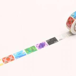 紙膠帶分裝🔸mt for kids 字母N-Z、色彩、日語接龍