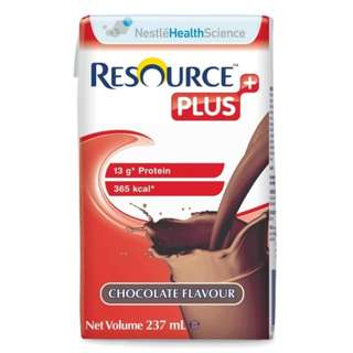 Resource Plus Chocolate Milk