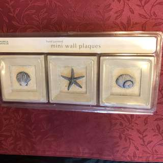 Beach / Nautical Theme Wall Plaques