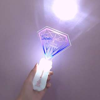 SEVENTEEN Official Tour Lightstick