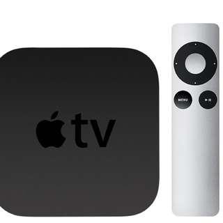 Apple TV 三代 拆封全新品