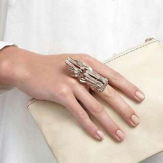 MIMCO Statement Ring