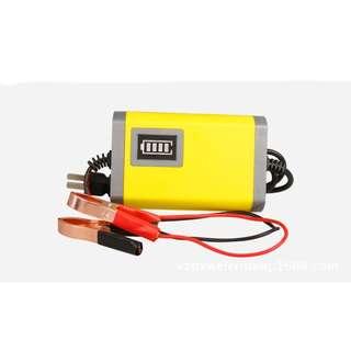 Motorbike Motorcycle Lead Acid Battery 12V Smart Charger