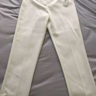 Forecast White Dress Pants