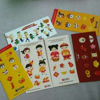 CNY Stickers