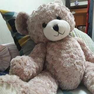 A Heart Big Bear Soft Toy