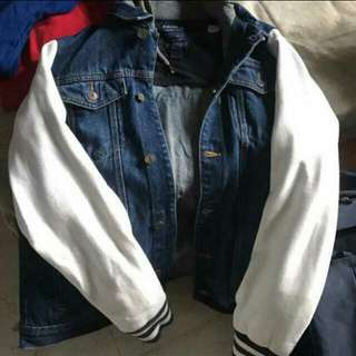 First Pay First Get Jaket Denim Pnb