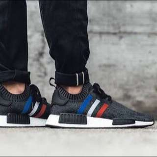 Adidas NMD Tricolor - size 44