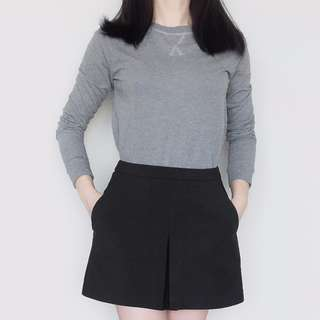 SET: H&M Jumper & ZARA Skirt