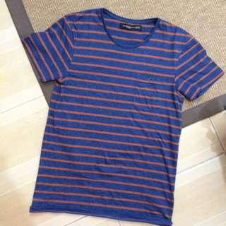 XS Cotton On Striped Pocket Shirt