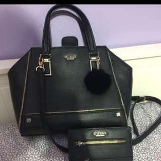 GUESS Purse & matching wallet