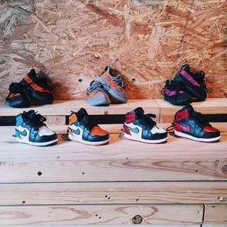 🏁 Jordan 1 / yeezy boost 小鞋子行動電源