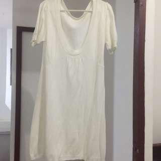 Sunday White Dress
