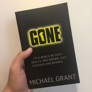 Gone by Michael Grant