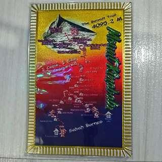 Mount Kinabalu, Sabah Magnet