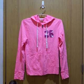 Mossimo Hoodie With Zipper