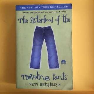 The Sisterhood Of The Flying Pants