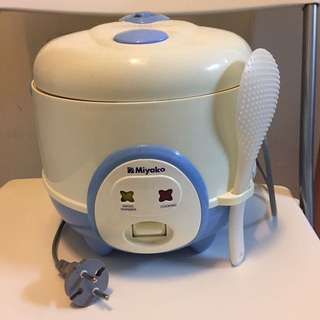 Rice Cooker And Magic Warmer 06L