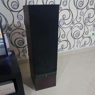 Stereo speaker - Mordaunt Short