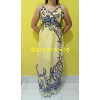 Bali Long Dress