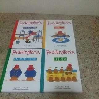 Paddington's Books (For Kids)