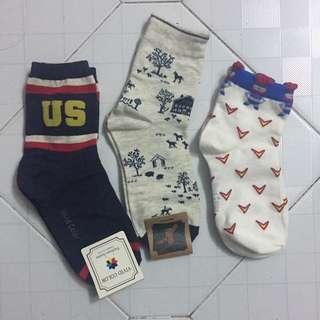 (特價)韓國製。全新socks