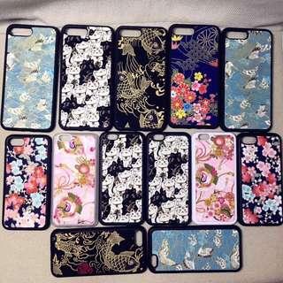 Handmade Kimono Phone Case