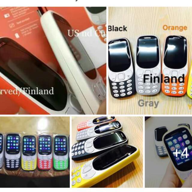 3310 Finland version