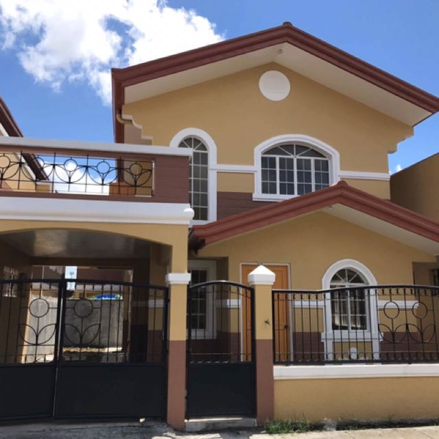 4br House & Lot for Rent